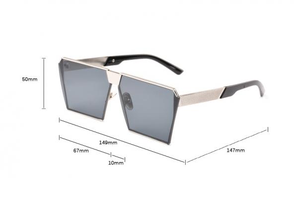 Ochelari de Soare Unisex Albastri 1