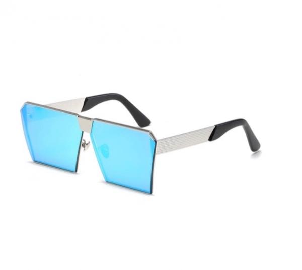 Ochelari de Soare Unisex Albastri 0
