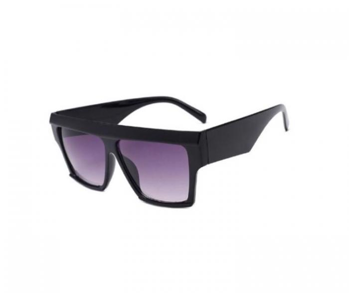 Ochelaride Soare Negri Oversized Unisex 0