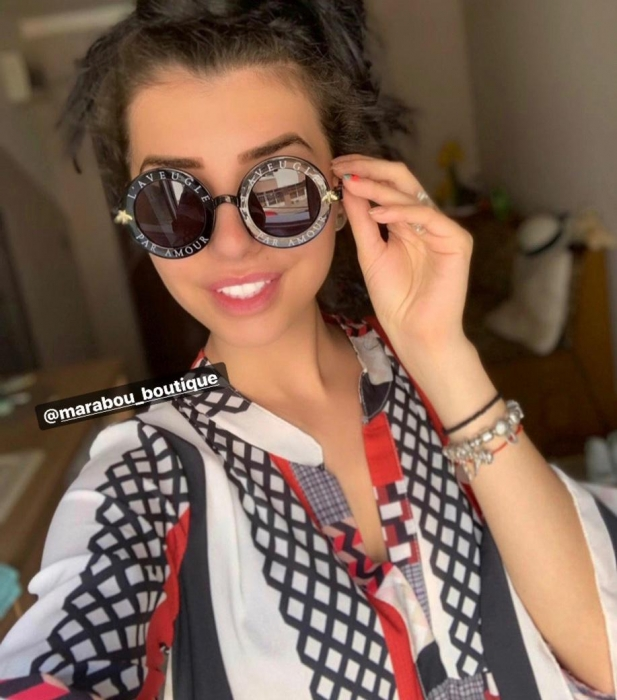 Ochelari de Soare Rotunzi cu Albina 32