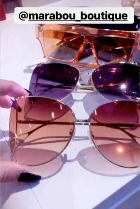 Ochelari de Soare Supradimensionati Maro 17
