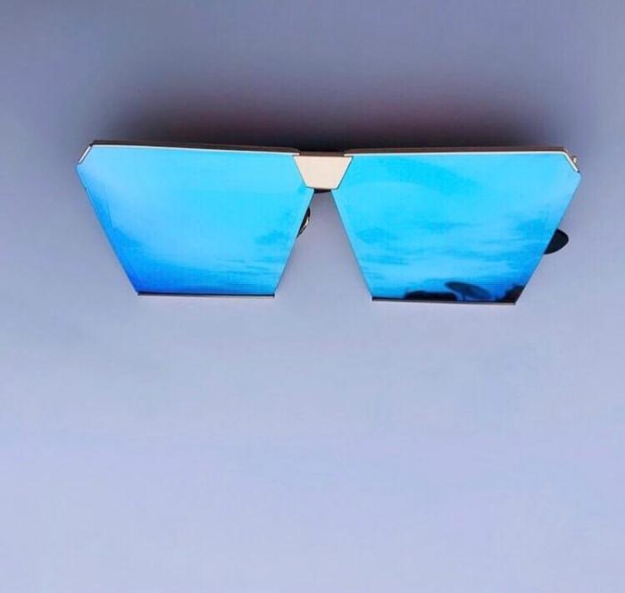 Ochelari de Soare Unisex Albastri 7
